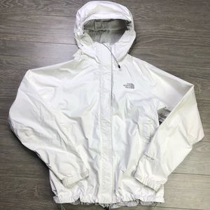 The North Face • Women's White Rain Jacket